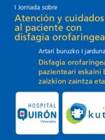 I Jornada sobre Atención y Cuidados al Paciente con Disfagia Oronfaringea