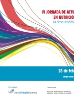 VI Jornada deActualización en Nutrición Parental