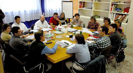 Reunión equipo SVHAD